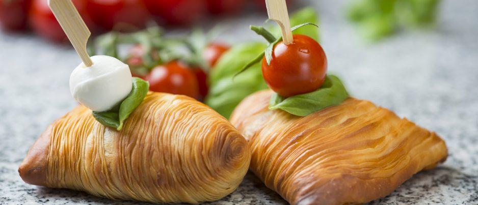 Tomate-Mozzarella Kracher